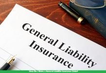 How Do I Make a General Liability Insurance Claim