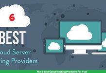 The 6 Best Cloud Hosting Providers For You